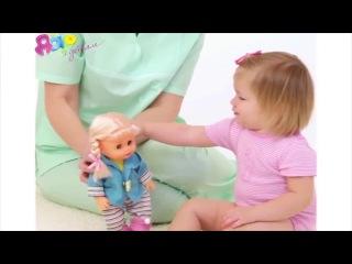 """Раннее развитие речи. Игра """"Части тела """" в 12—18 месяцев"""